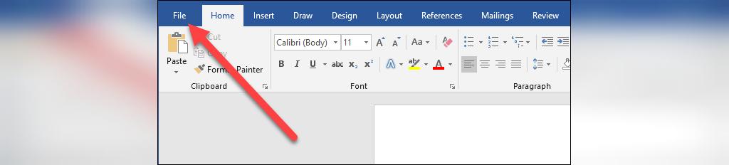 تبدیل PDF به Word با استفاده از Microsoft Word