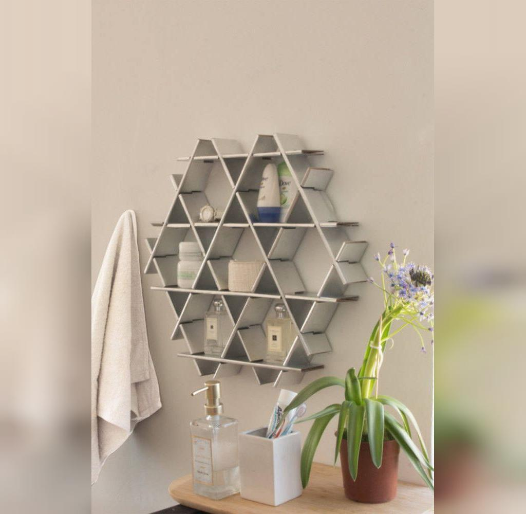 دکور دیواری کاربردی برای استفاده در حمام